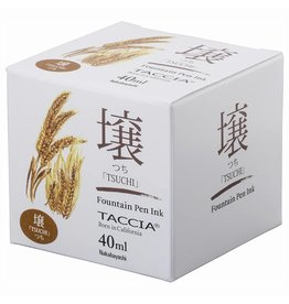 TACCIA TACCIA TSUCHI GOLDEN WHEAT 40ML BOTTLED INK