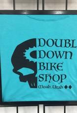 T-Shirt Womens (Skull & Box Logo)