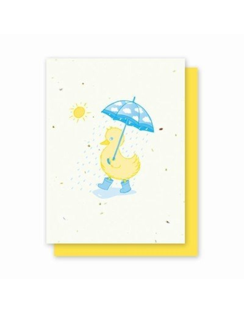 GREEN FIELD PAPER COMPANY Grow-A-Note Card