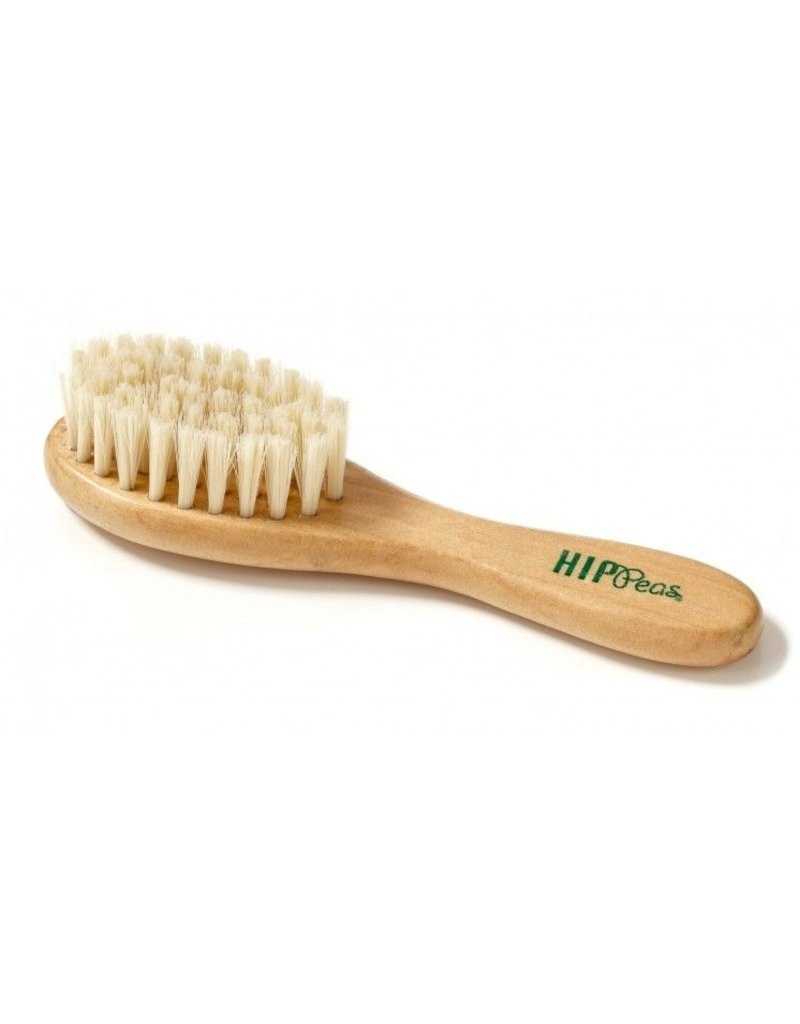 HIP PEAS Hip Peas Wooden Baby Brush