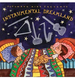 PUTUMAYO Instrumental Dreamland CD