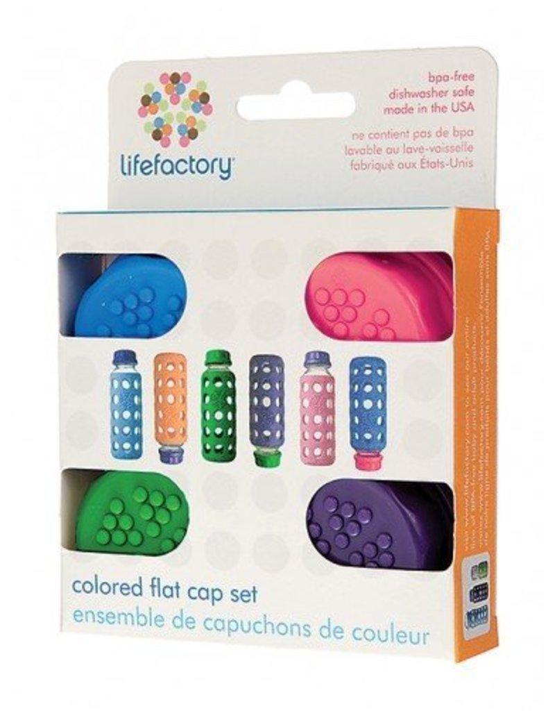 LIFEFACTORY LF Solid Bottle Caps