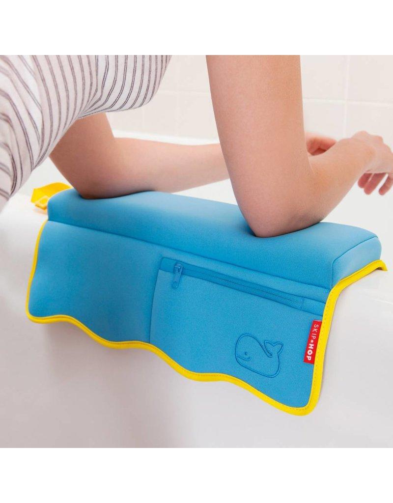 SKIP HOP Moby Bathtub Elbow Saver - Blue
