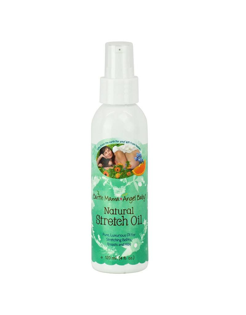 EARTH MAMA ANGEL BABY ORGANICS Natural Stretch Oil