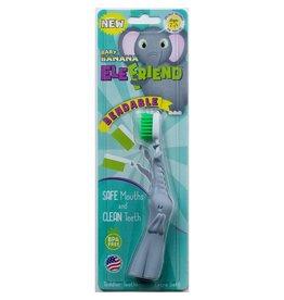 BABY BANANA BRUSH EleFriend Training Toothbrush