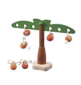 PLAN TOYS Balancing Monkeys