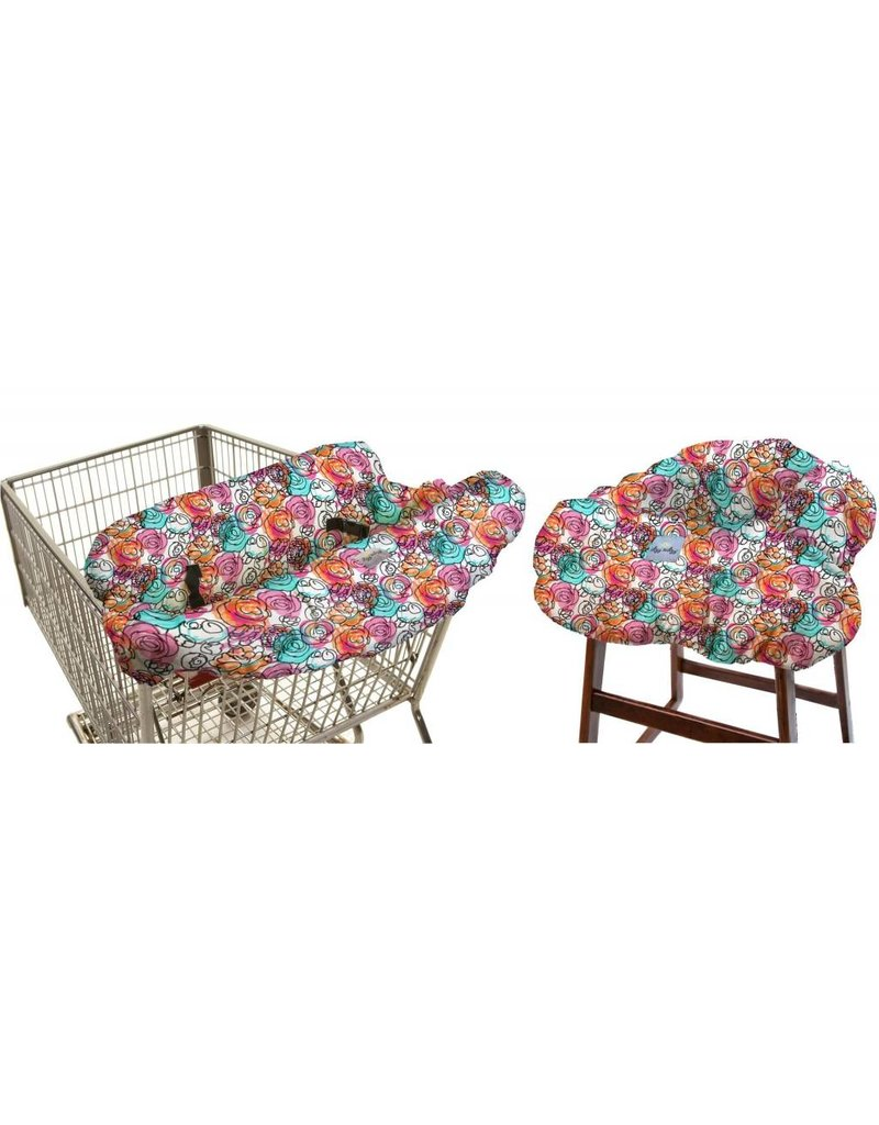 ITZY RITZY Shopping Cart/High Chair Cover