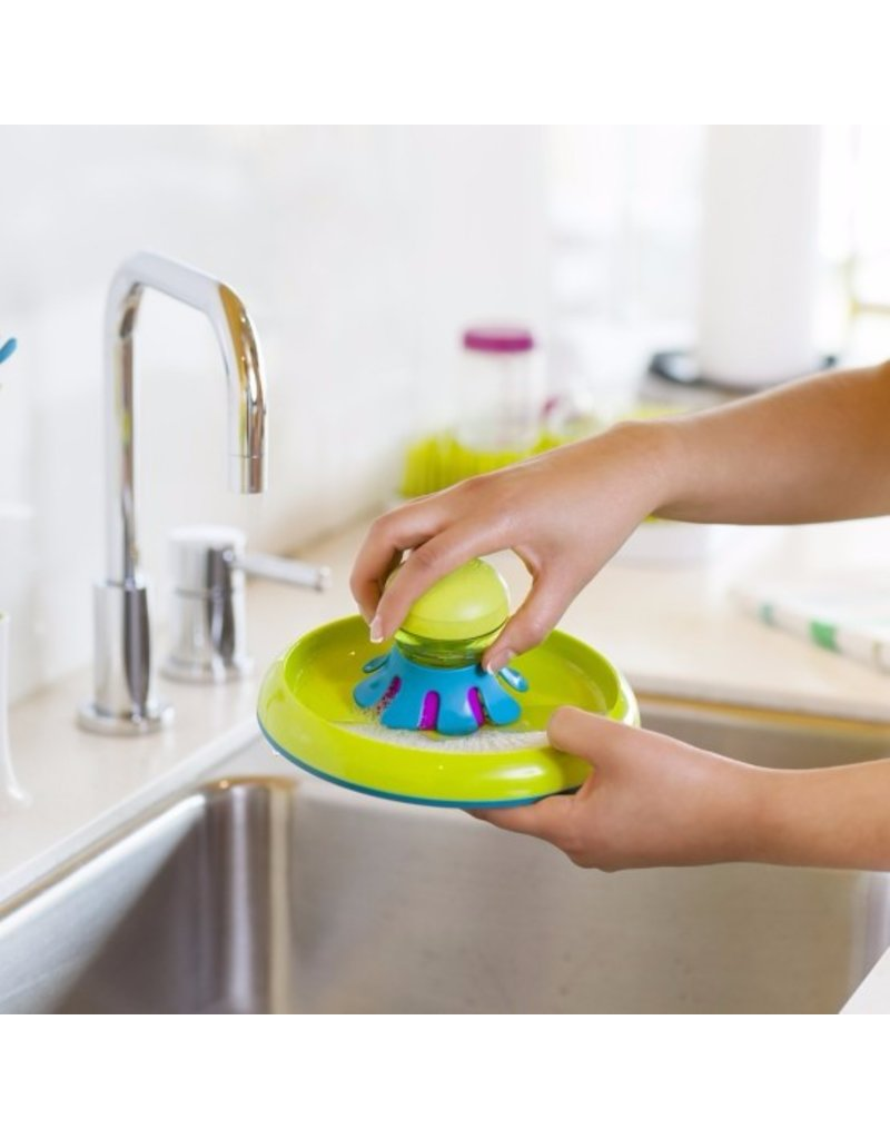 BOON, INC. FORB Mini Silicone Dish Brush