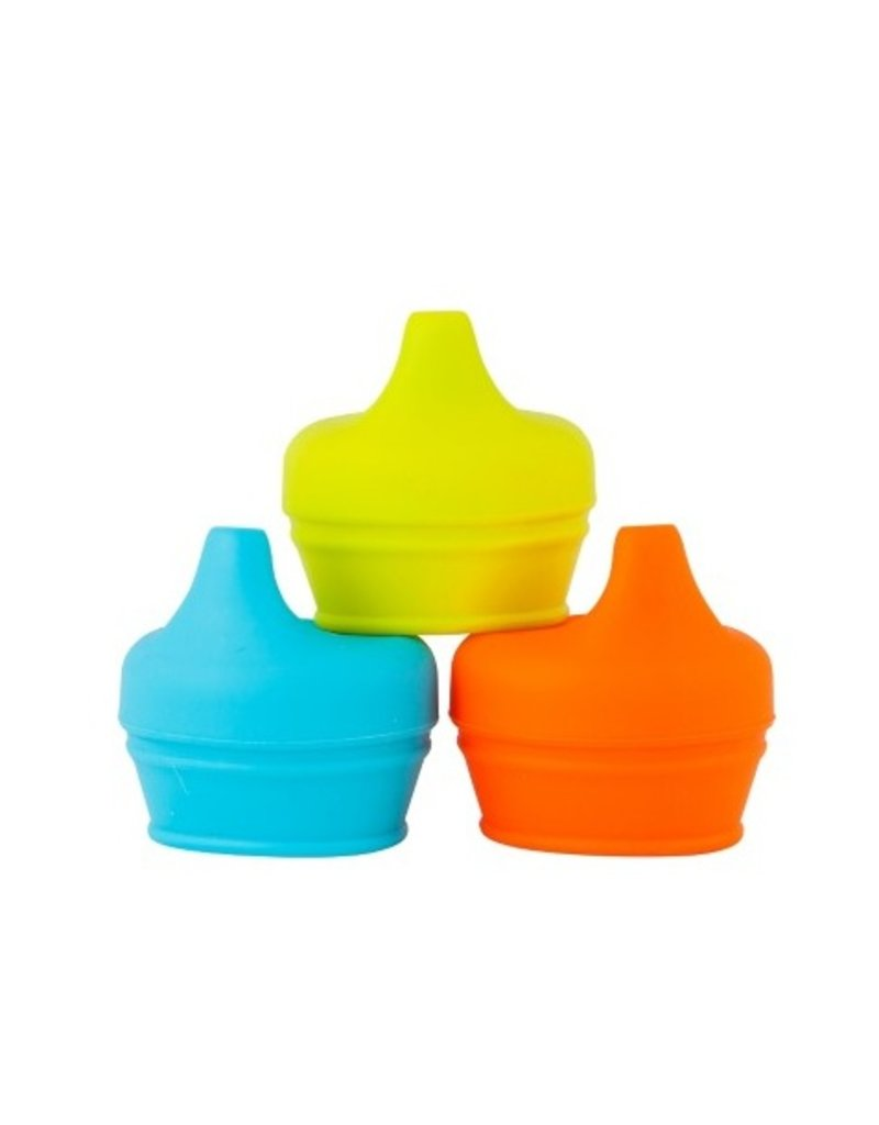 BOON, INC. SNUG Spout Universal Silicone Sippy Lids