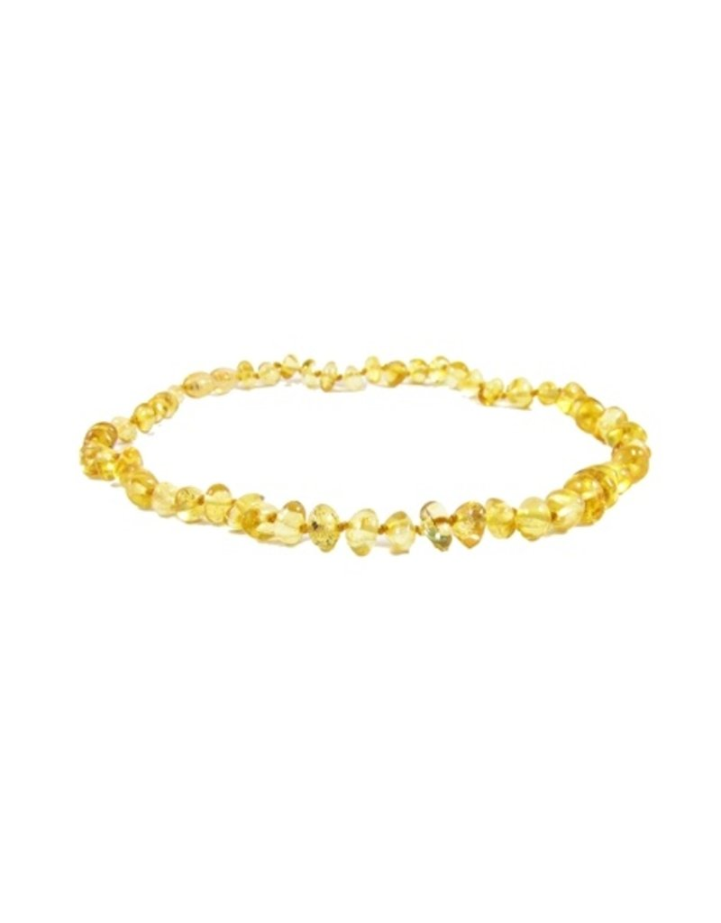"""THE AMBER MONKEY The Amber Monkey 10-11"""" Screw Clasp Necklace"""