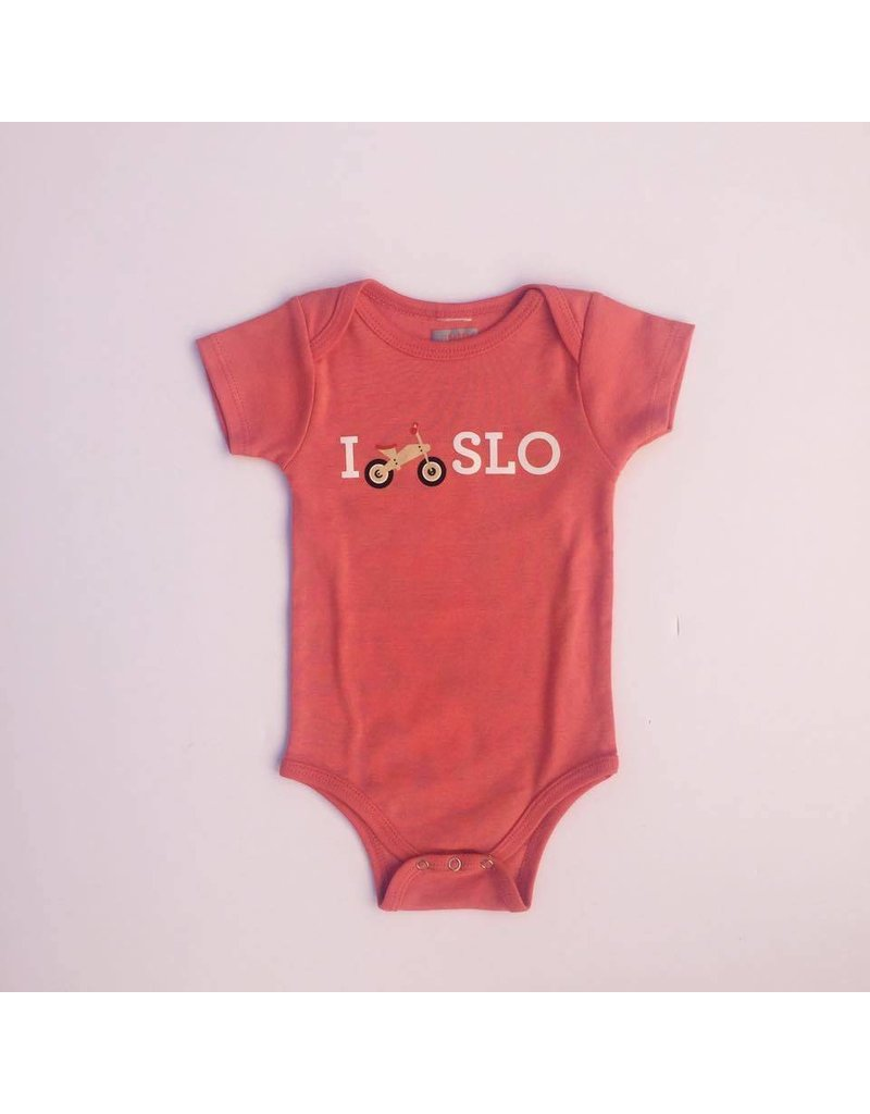 ALL GOOD LIVING I Push Bike SLO Bodysuit