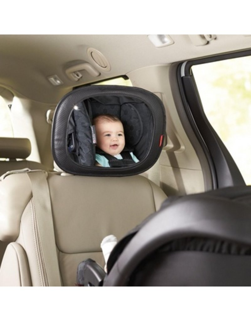 SKIP HOP Style Driven Backseat Mirror