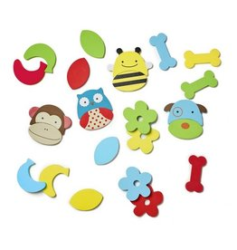 SKIP HOP Zoo Mix & Match Foam Pals