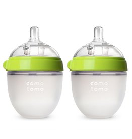 COMOTOMO Comotomo 5oz. Baby Bottle Double Pack