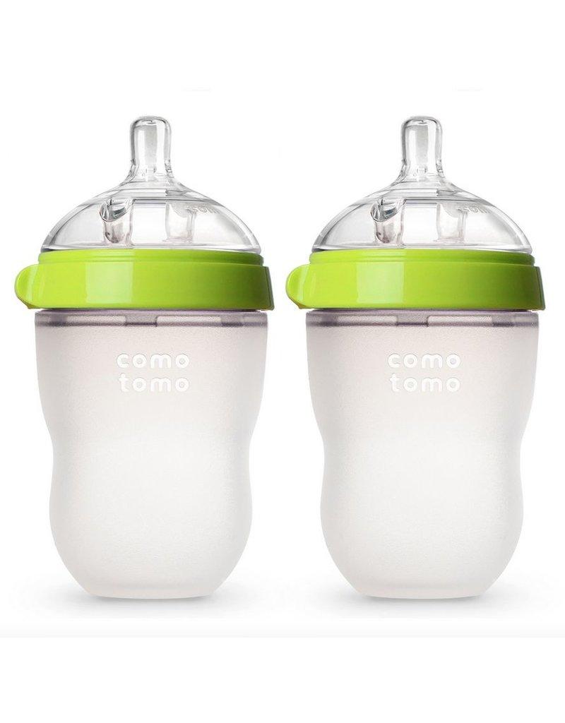 COMOTOMO Comotomo 8oz. Baby Bottle Double Pack