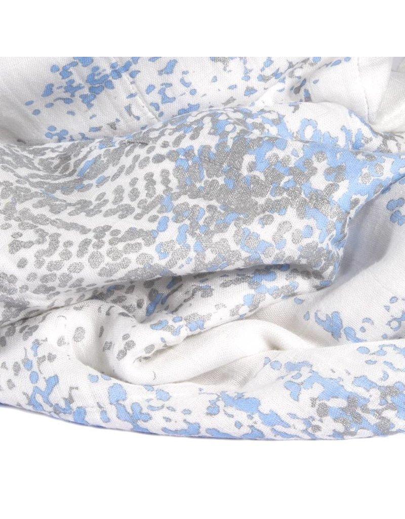ADEN & ANAIS Silky Soft Metallic Swaddles