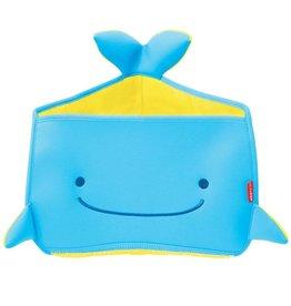 SKIP HOP Moby Corner Bath Toy Organizer - Blue