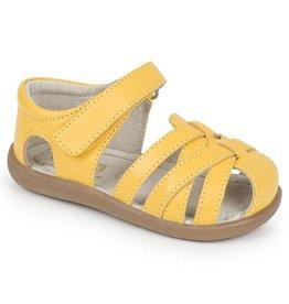 SEE KAI RUN Camila Yellow Sandal