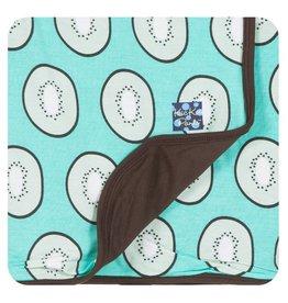 KICKEE PANTS Kiwi Stroller Blanket