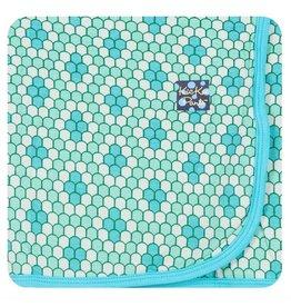 KICKEE PANTS Python Swaddling Blanket