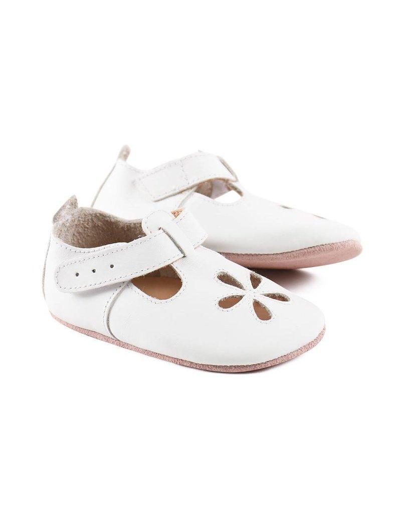 BOBUX Bobux White Sandal