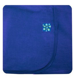 KICKEE PANTS Kite Solid Stroller Blanket