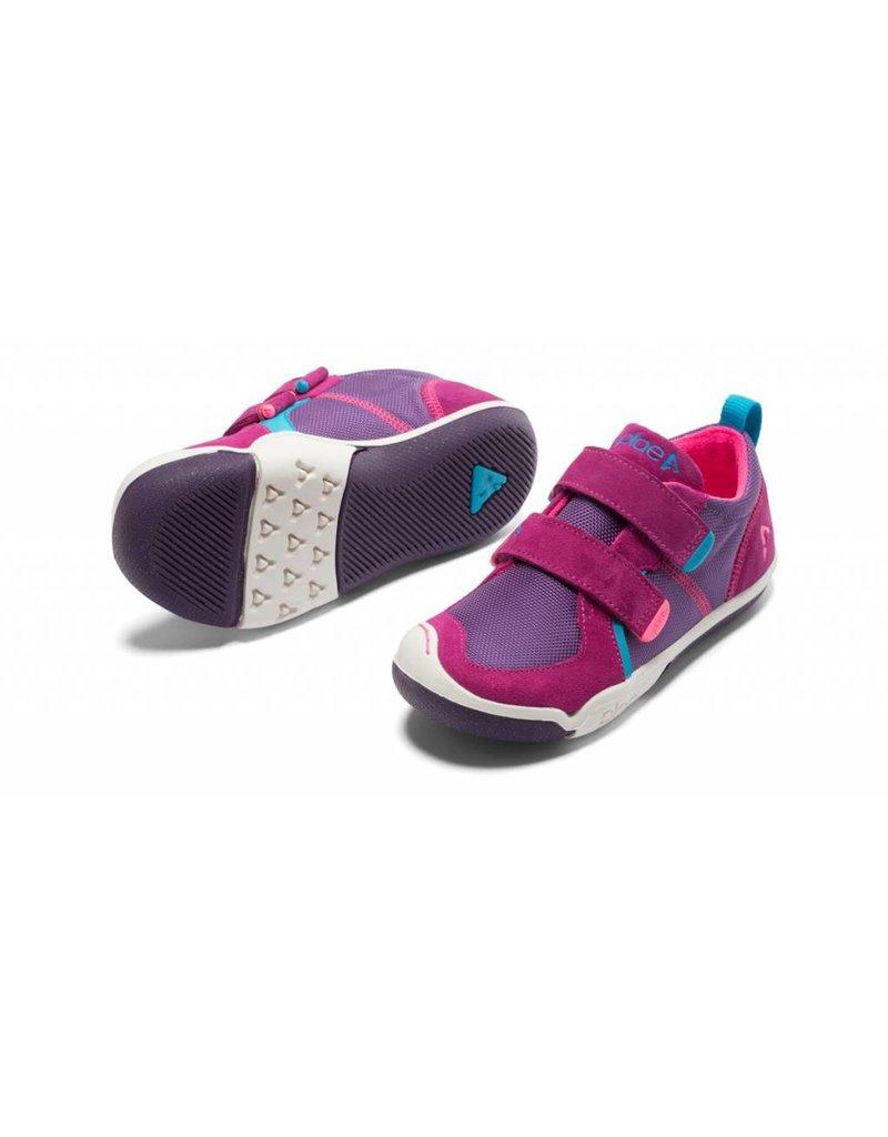 PLAE Plae Ty Fuchsia/Purple Sneaker