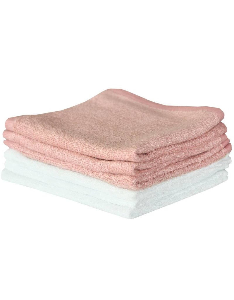 COPPER PEARL Copper Pearl Bamboo Wash Cloths (Set of 6)