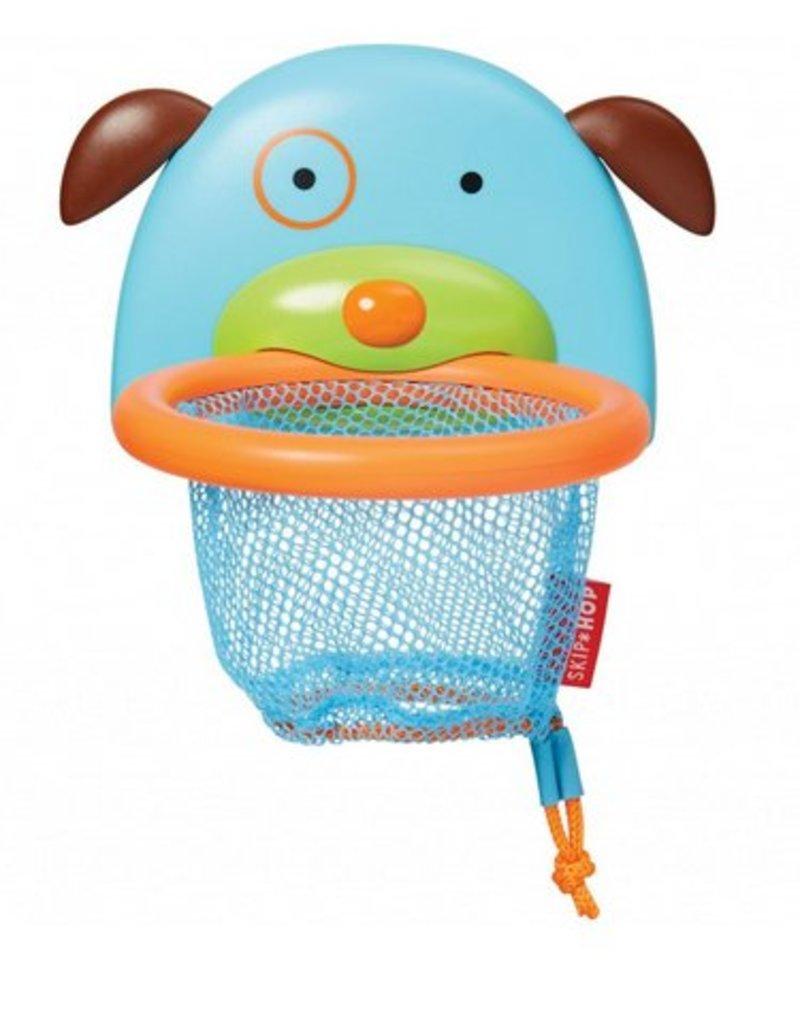 EcoBambino: Zoo Bathtime Basketball - Dog - EcoBambino