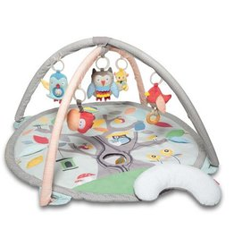 SKIP HOP Treetop Activity Gym - Grey/Pastel
