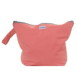 GROVIA GroVia Zippered Wet Bag - Rose