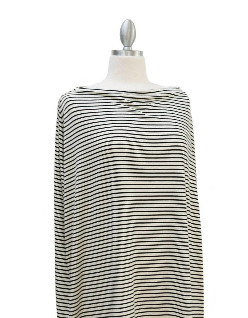 COVERED GOODS Covered Goods Multi-Use Nursing Cover - Stripes