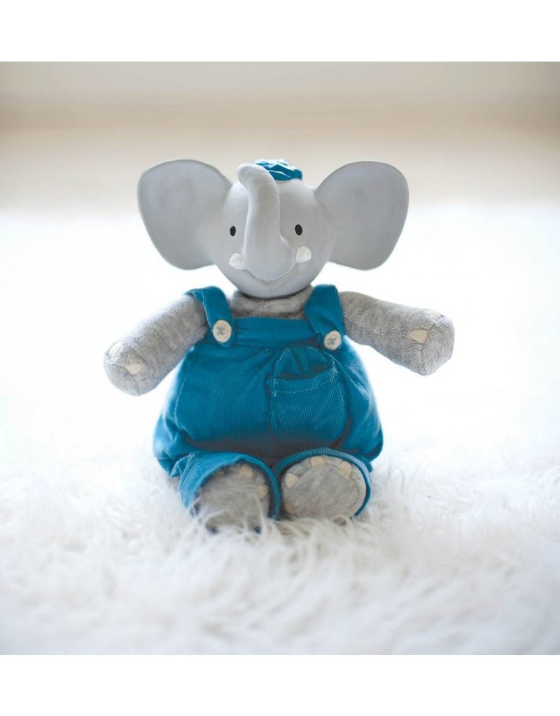 CREATIVE EDUCATION OF CANADA Alvin the Elephant Mini Plush Toy