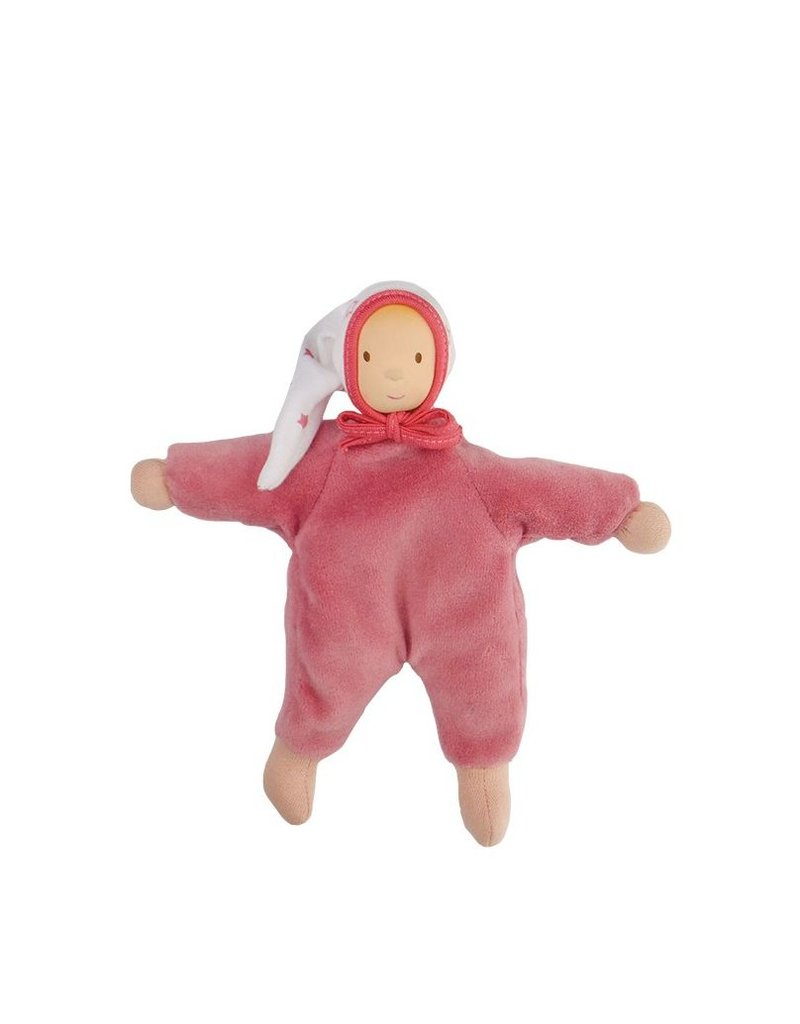 CREATIVE EDUCATION OF CANADA Seraphin Doll - Solid Pink