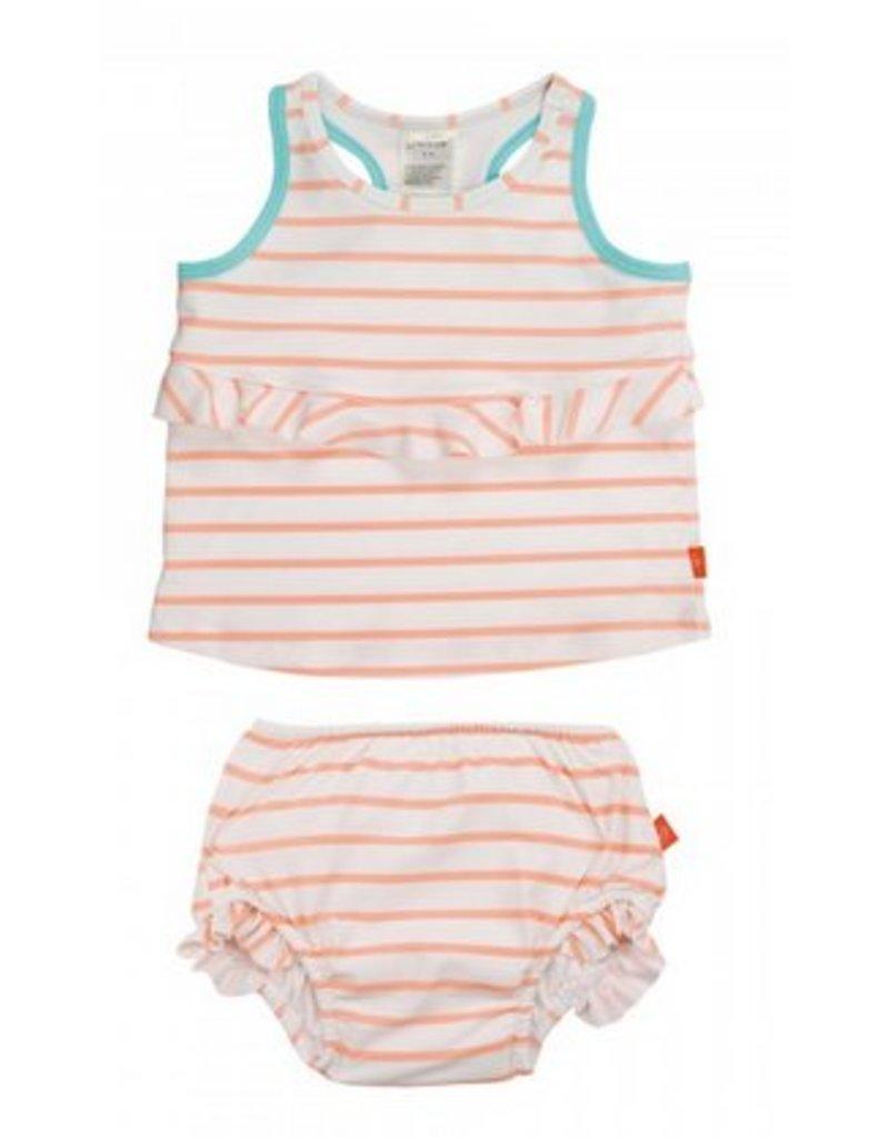 LASSIG Sailor Peach Tankini Set