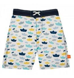 LASSIG Paper Boats Board Shorts