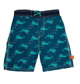 LASSIG Blue Whale Board Shorts