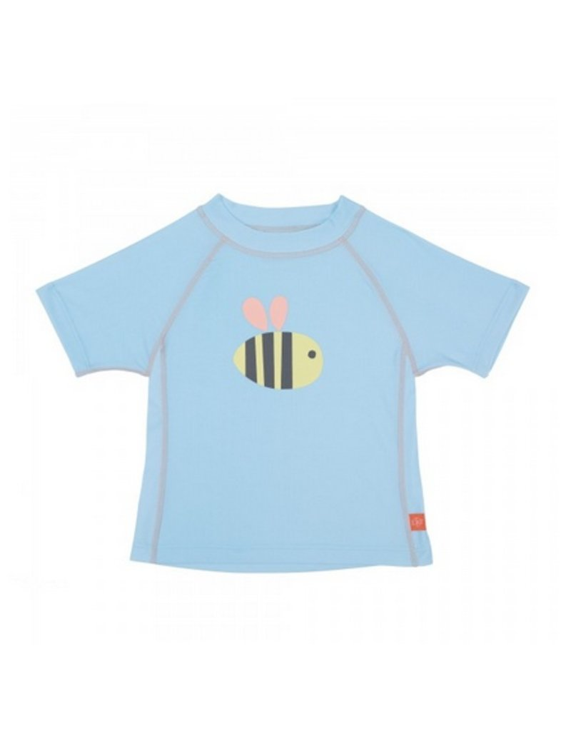 LASSIG Bumble Bee Short Sleeve Rashguard