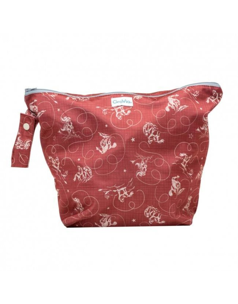 GROVIA GroVia Zippered Wet Bag - Tex