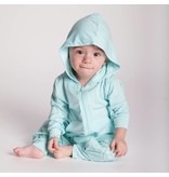 GO LITTLE ONE GO Go Little One Go Romper w/ Hoodie