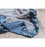 SARANONI Saranoni Satin Back Toddler to Teen Blanket