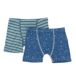 KICKEE PANTS Kickee Pants Boxer Briefs Set of 2