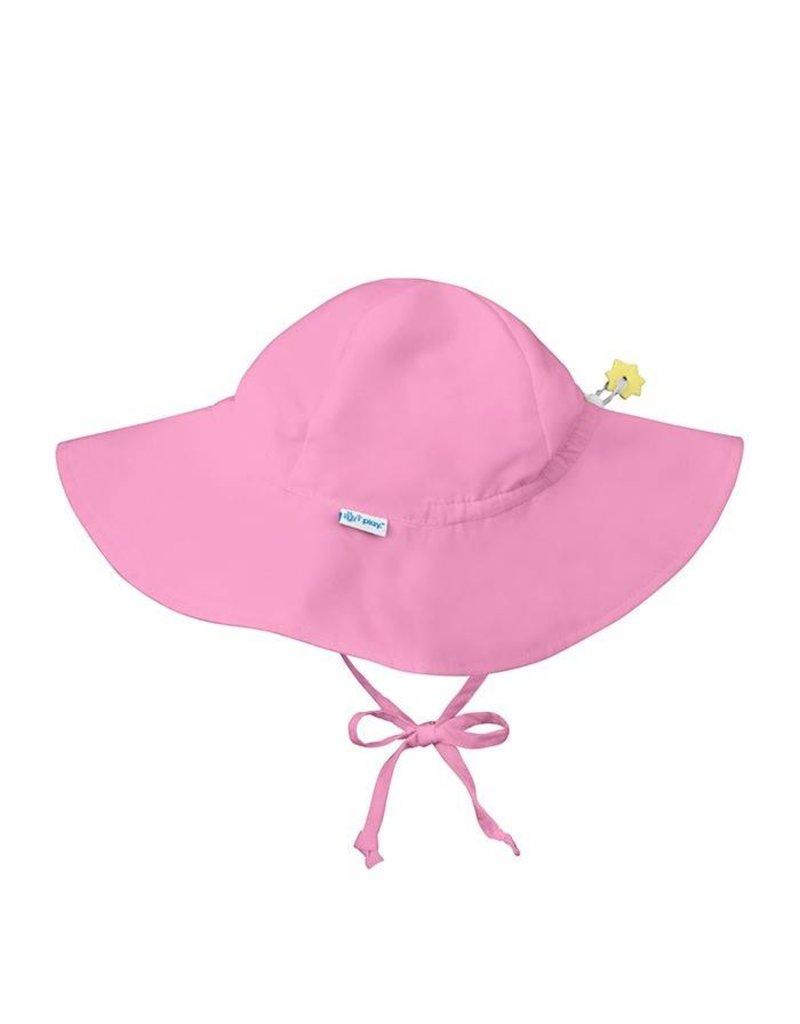 IPLAY Light Pink Brim Sun Protection Hat