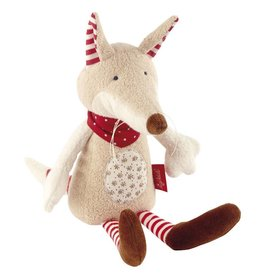 SIGIKID Sigikid Organic Fox Cuddle Toy