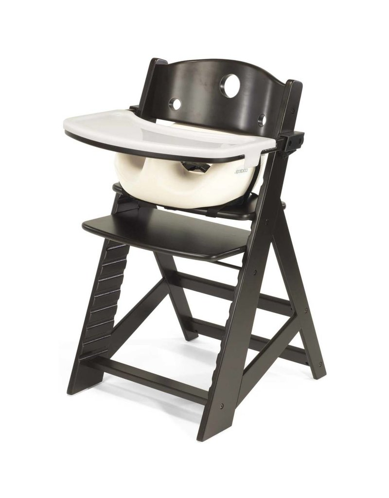 KEEKAROO Keekaroo Espresso High Chair + Infant Insert