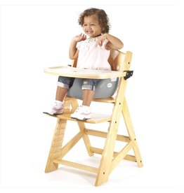 KEEKAROO Keekaroo Natural High Chair + Infant Insert