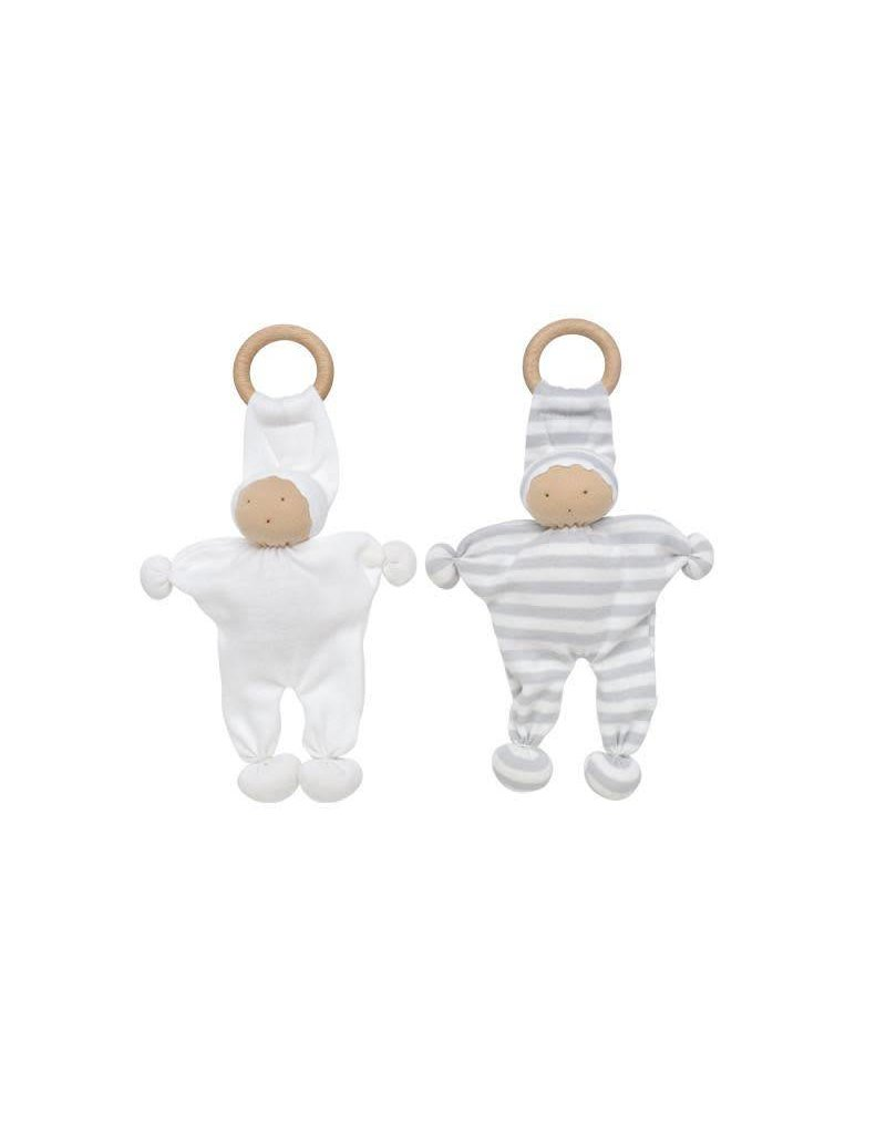 UNDER THE NILE Baby Buddy Teething Toy 2 Pack