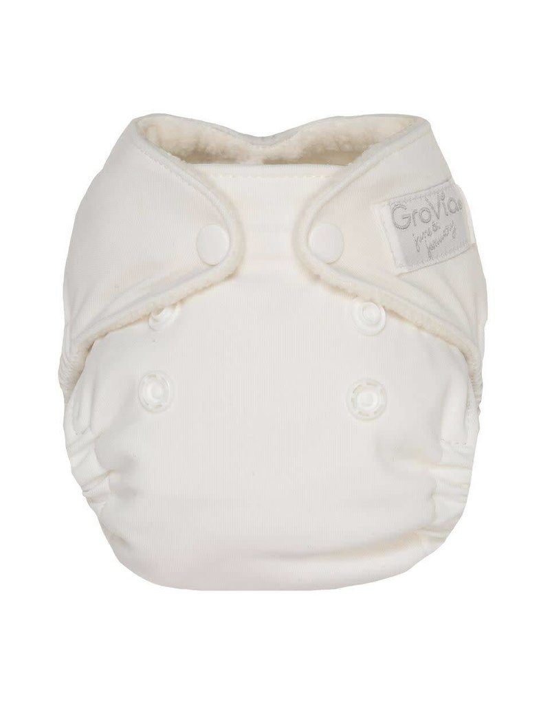 GROVIA June & January Newborn AIO Diaper