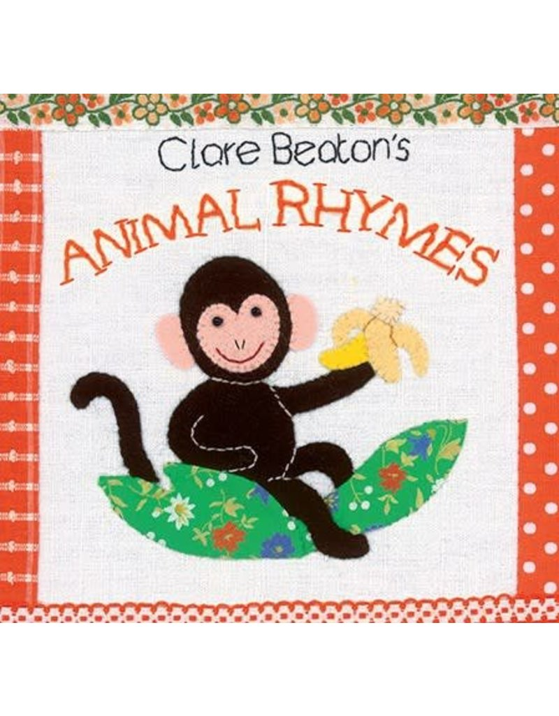 BAREFOOT BOOKS Clare Beaton's Animal Rhymes