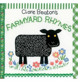 BAREFOOT BOOKS Clare Beaton's Farmyard Rhymes